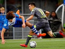 Sandler dit jaar niet meer in actie voor PEC Zwolle