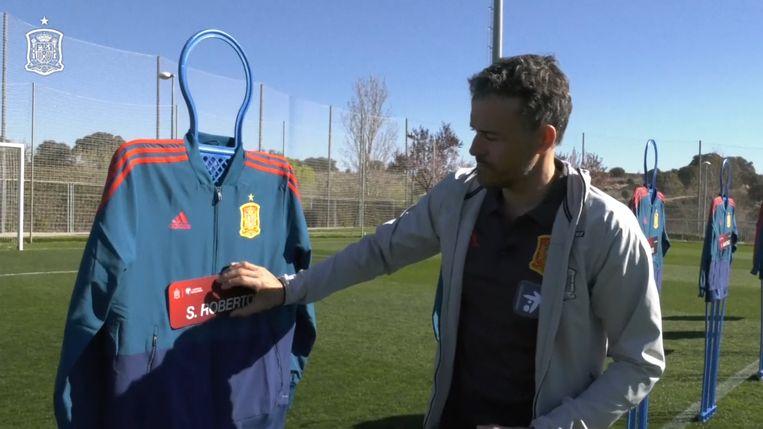 Spaanse bondscoach Luis Enrique maakte vandaag zijn selectie voor de EK-kwalificatiecampagne bekend.