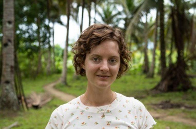 Simone Eringfeld: 'Ik had heel graag meer begeleiding gehad'.  Beeld