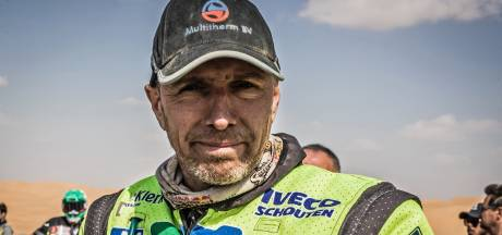 Edwin Straver in kritieke toestand na crash in Dakar Rally