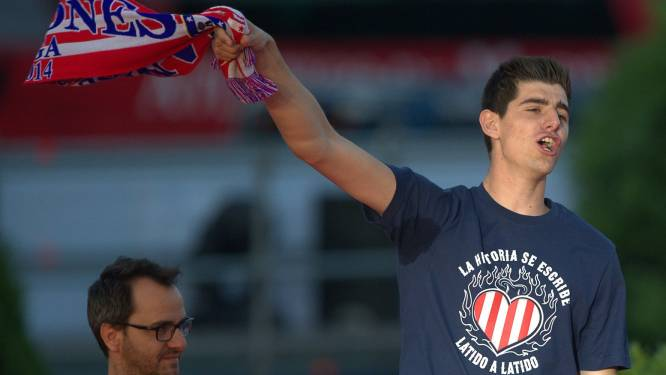 Geen Messi in ideale elf Primera Division, kampioen Courtois wél