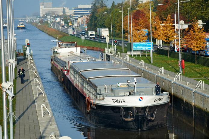 Nieuwe regels voor schepen in haven Veghel in 2018.