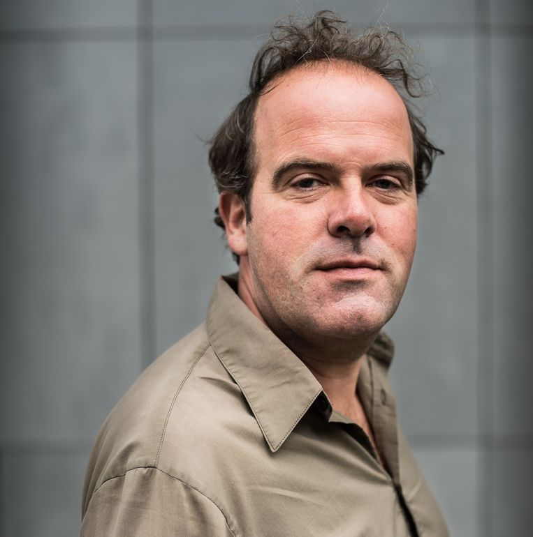 VU-criminoloog Marc Schuilenburg. Beeld Mats van Soolingen