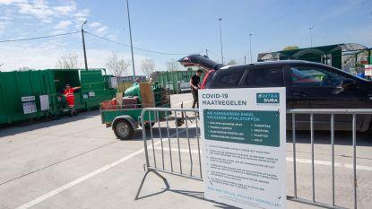 Naar het containerpark? Maak je afspraak online