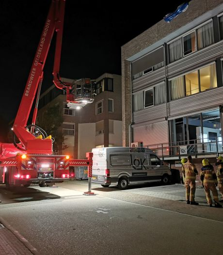 Brand in appartement van woonzorgcentrum in Renkum