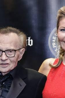 Larry King divorce pour la huitième fois