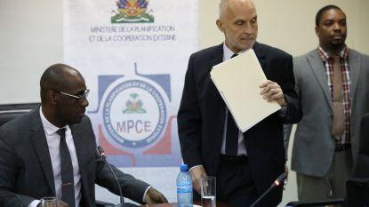 Haïtiaanse regering trekt vergunning Oxfam tijdelijk in