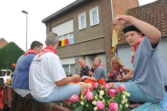 Dit jaar geen Vis & Folklore in Mariekerke (Bornem)
