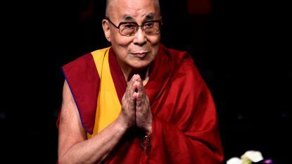 Ook dalai lama annuleert plannen wegens coronavirus