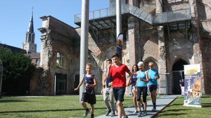 Stad stelt Monumentenrun uit maar lanceert MMR Zomerruns als alternatief
