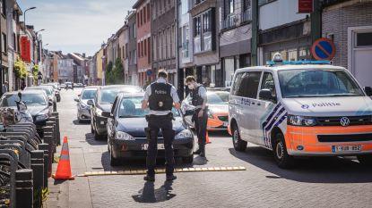 Geen roadblocks meer in Brugse Poort, politie blijft wel patrouilleren