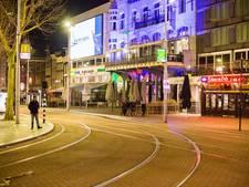 83 dagen cel na slaan met bierglas op Rembrandtplein