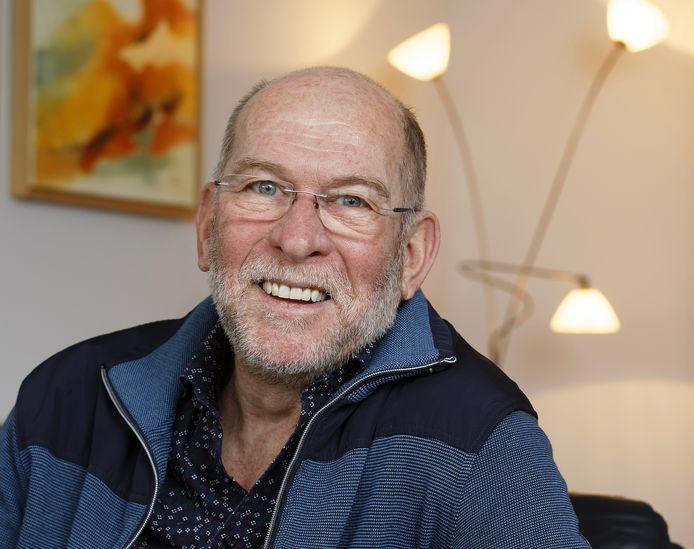 Samen met Peter Spierings zette Joost Veltman het project 'De Laatbloeiers' op.