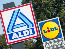 Een Aldi in Kamperland is gunstiger dan een Lidl