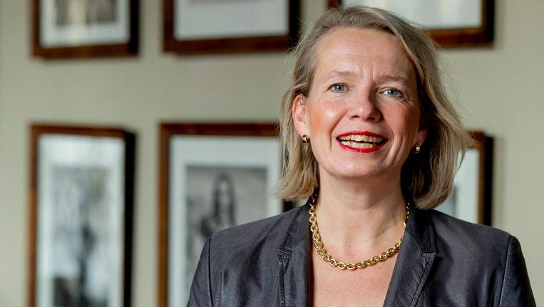 Portret van VVD Eerste-Kamerlid Anne-Wil Duthler Beeld ANP