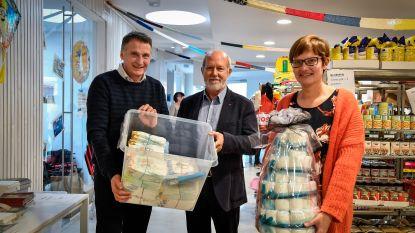 Ontex schenkt 8.000 luiers aan 't Verhoog in Hamme
