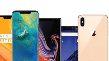 Dit zijn de populairste smartphones in 2018 (en je kan er zelf één winnen)