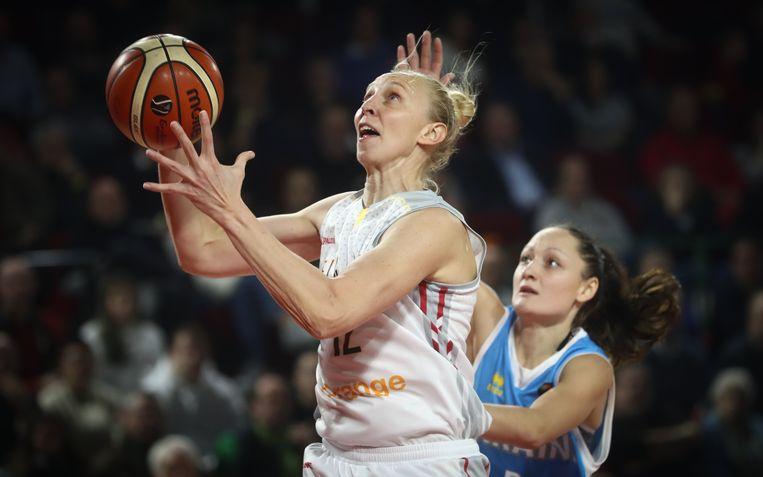 Ann Wauters gaat basketballen voor Kayseri.