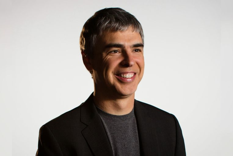 Alphabet-ceo Larry Page