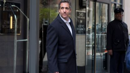 Trump in nauwe schoentjes door strafrechtelijk onderzoek naar zijn advocaat Michael Cohen