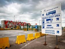 Scheepvaartverkeer drietal uur stilgelegd na noodoproep van transmigranten: duo wordt uiteindelijk aangetroffen in wagen