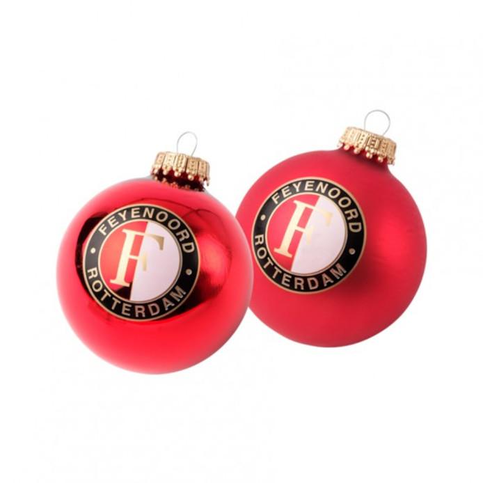 Kersttrui Feyenoord.Feyenoord Breidt Kerstcollectie Uit Met Piek En Ballen Rotterdam