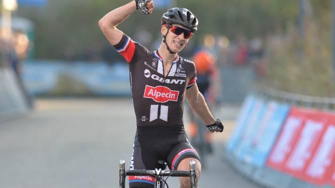 """Van der Haar troeft Van Aert af in eerste cross Albert, Nys derde na """"uur afzien"""""""