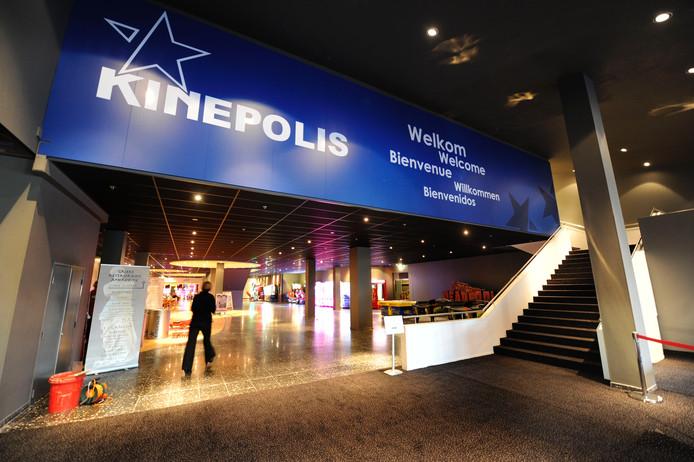 De entree van Kinepolis Enschede. Foto: Annina Romita