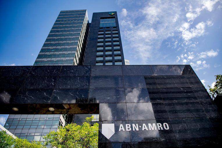 Het hoofdkantoor van ABN Amro op de Zuidas. Beeld ANP