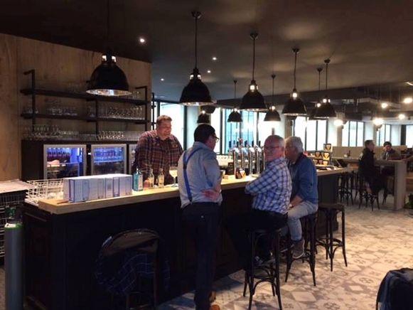 Restaurant De Looyerij krijgt vanavond meteen 250 vips over de vloer.