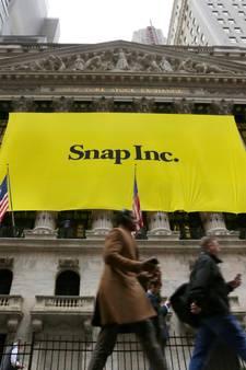 Aandeel Snapchat vlak voor beursgang iets omhoog: 17 dollar