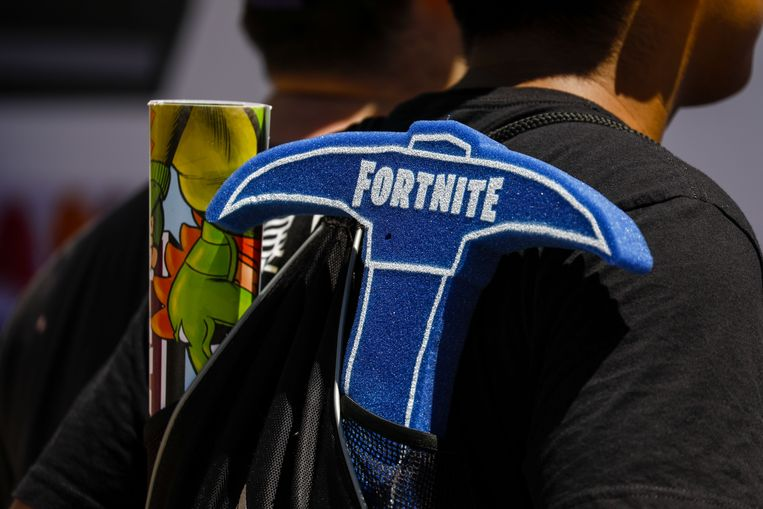 Epic Games Inc. Fortnite Beeld Getty Images