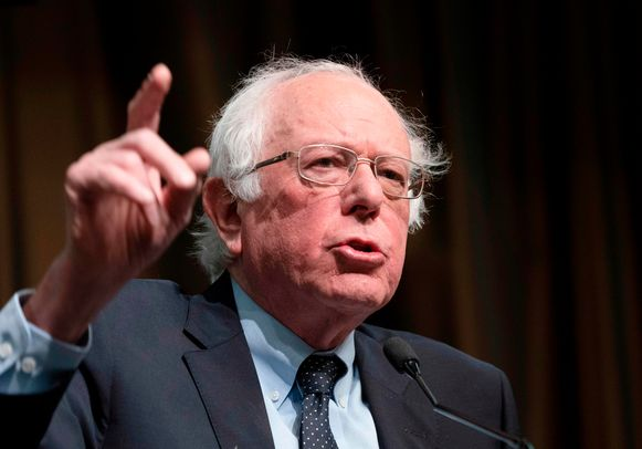 Bernie Sanders werd miljonair door de verkoop van zijn boeken.