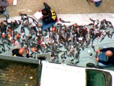 Meer dan duizend wapens in woning Los Angeles