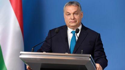 Orban wil Europese verkiezingen omtoveren tot gezamenlijke stemming tegen migratie