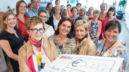 Welnessbehandeling voor vrouwen met borstkanker