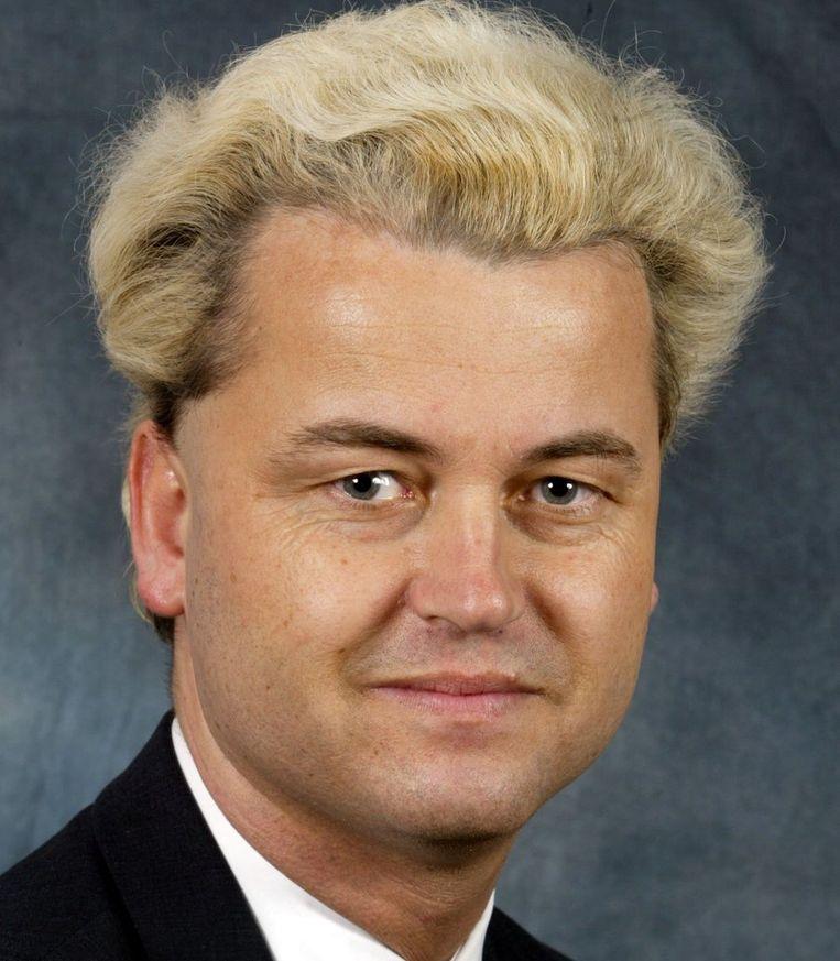 Wilders in 2002 Beeld anp