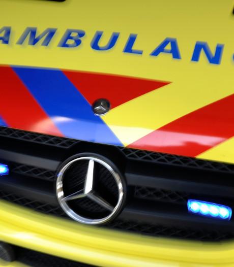 Bestuurder bekneld in auto na ernstig ongeval in Veenendaal