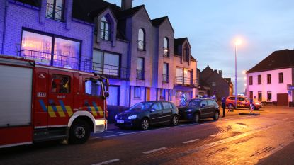Verwarmingsketel vat vuur, appartementen lopen lichte rookschade op