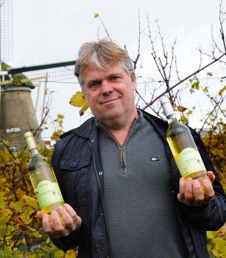 Goud en brons voor wijnen uit Oostkapelle