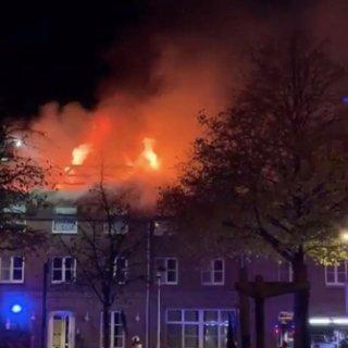 Politie bevestigt: opzettelijke brandstichting in toekomstig asielcentrum Bilzen