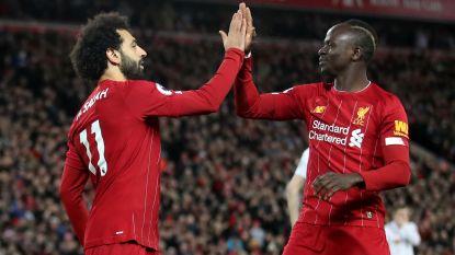 Liverpool blikt Sheffield makkelijk in, ploeg van Klopp is nu één jaar ongeslagen in de Premier League
