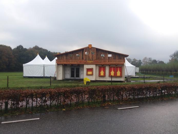 Novemberfest Esbeek. Nieuw aanzicht