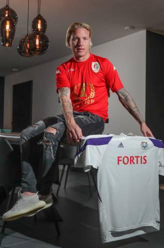 """Niet langer in het paars of het rood, Jonathan Legear wil nog anderhalf jaar voetballen bij Visé: """"Ik had een carrière als Mirallas of Chadli kunnen hebben"""""""