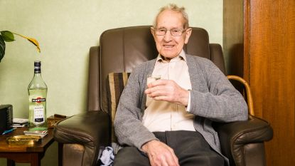 Elke dag z'n Martini, zo werd Urbain Belgiës tweede oudste man