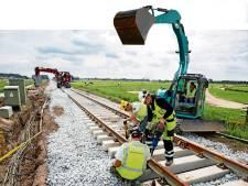 ProRail: laat trein met 250 km/u naar Enschede, Groningen en Maastricht rijden