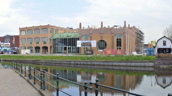 Het Turfschip in Etten-Leur.