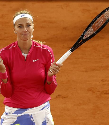 Sans problème, Kvitova et Siegemund filent en quarts