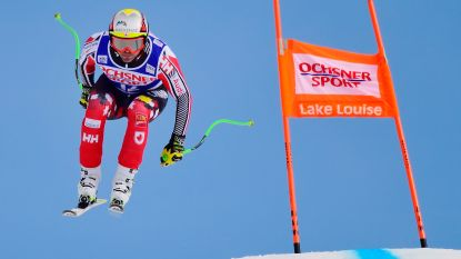 Canadees skiër valt zwaar op training