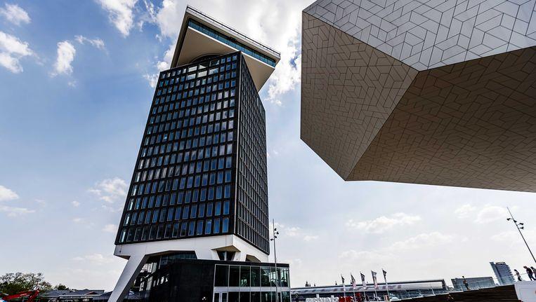 Gibson Innovations is gevestigd in de Adam Toren Beeld anp